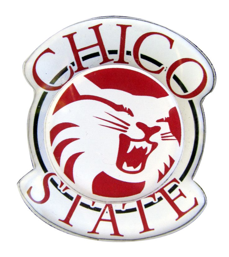 TCH CLIPPER PAW PEN Chico State Wildcat Store ClipArt