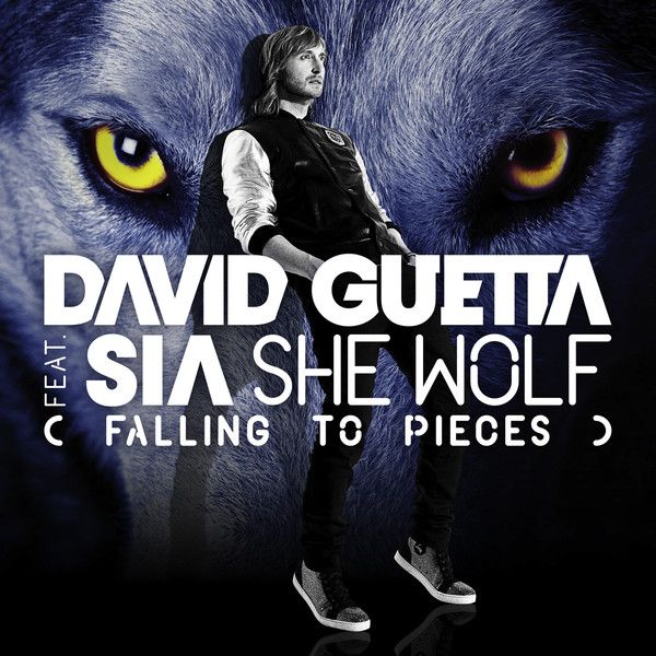 David Guetta - She Wolf (Falling to Pieces) [feat. Sia] I wish I could find a youtube video on here, but they were all closed due to copyright infringement lol. It's worth a listen.