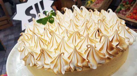 Lemon pie, secretos de la perfección
