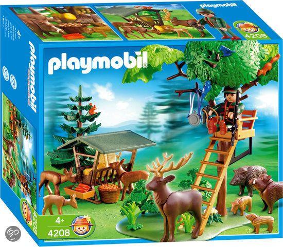 Playmobil Dieren Uitkijkpost - 4208