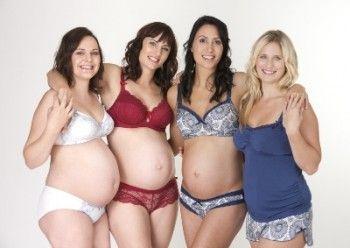 Как беременной выбрать нижнее белье