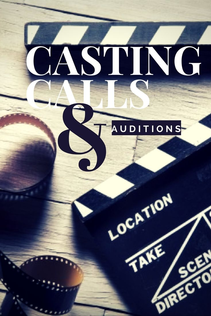 Are you looking to land your next acting role or gig? Check for current listings for the latest auditions and casting calls here.