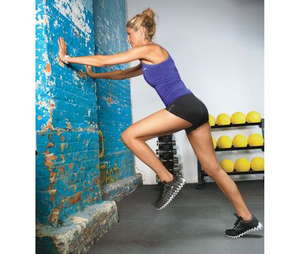 3 CrossFit Total-Body Workouts