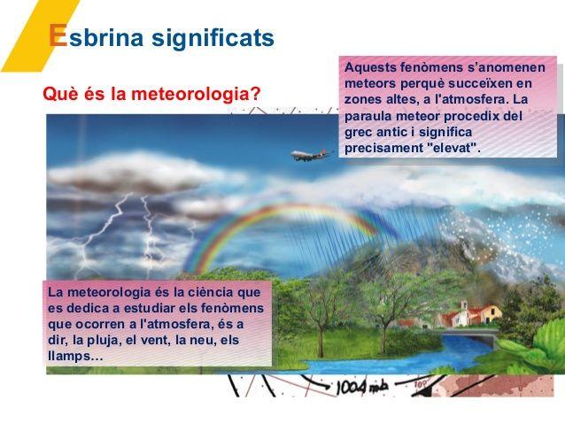 Tema 8 El Temps Atmosfèric I El Clima Desktop Screenshot Screenshots