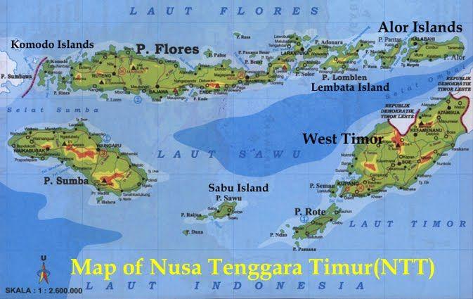 NTT map