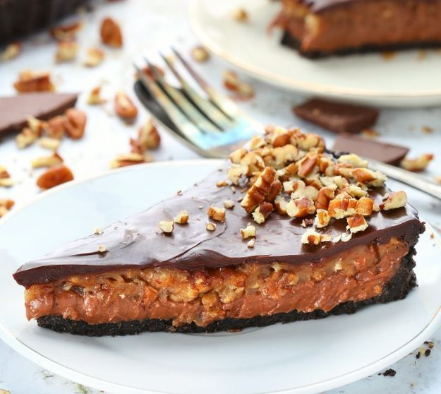 chocolate thanksgiving desserts