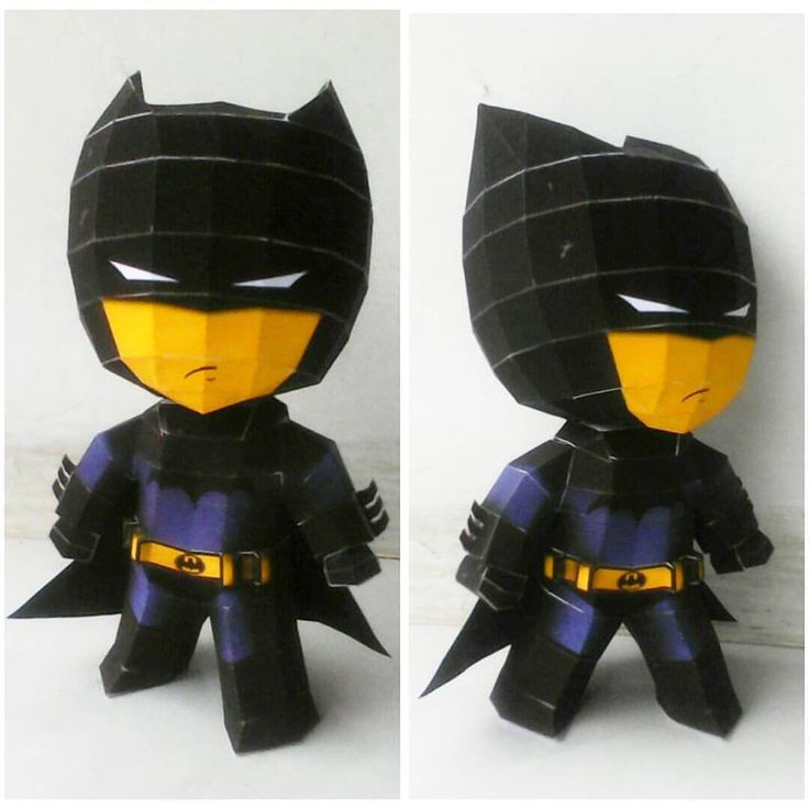Batman chiby (20 cm) . . #paper #prakarya #papercraft #DIY #karton #kertas #kerajinan #Kreatif #Creative #batman #batmanchiby #batmanvsuperman #batmanpapercraft #superhero #comic #dccomic