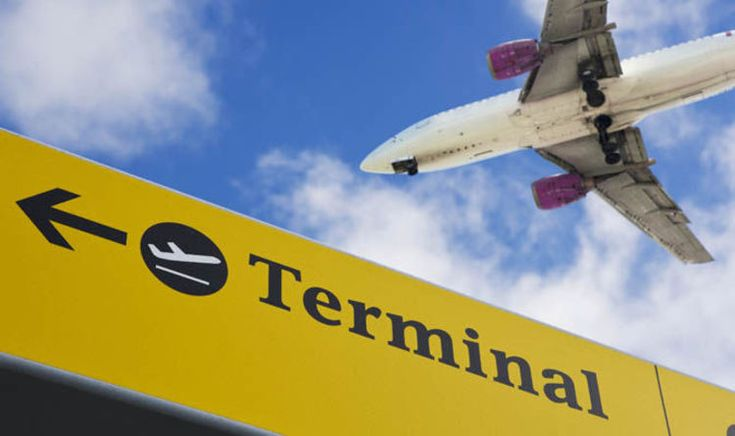 Four British airports ranked among the worst in the world