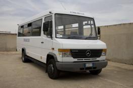 autonoleggio sardegna NCC 30 posti - Scuolabus elementari e medie in Sardegna