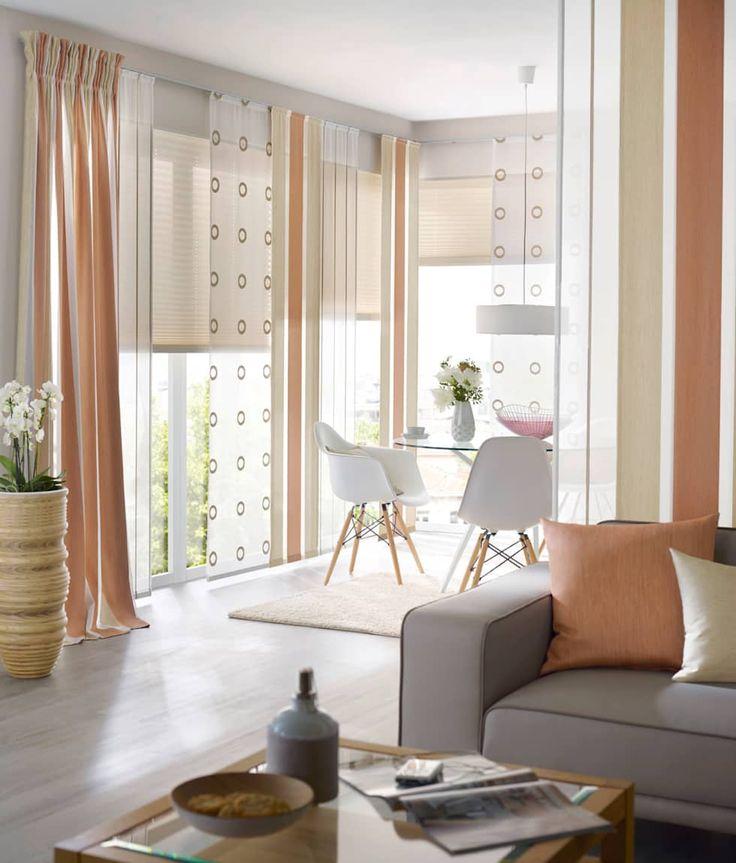 top 17 idei despre gardinen modern pe pinterest | küchenstühle ... - Moderne Wohnzimmer Gardinen