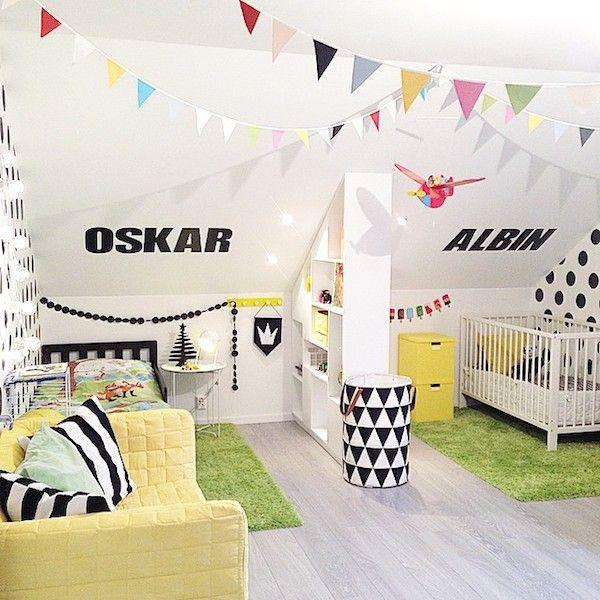 412 best habitaciones infantiles images on pinterest - Habitaciones infantiles ikea ...