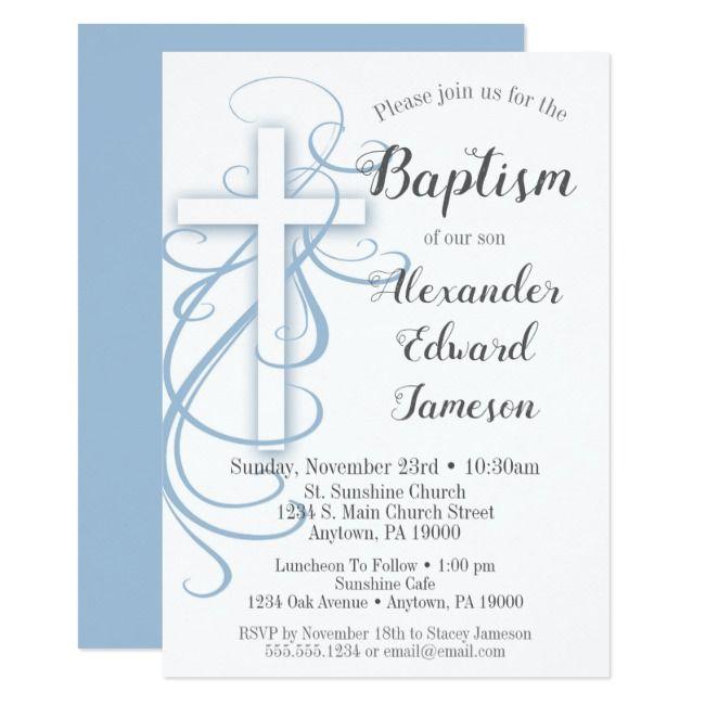 10 PERSONALISED CHRISTENING HOLY COMMUNION INVITATIONS OWN PHOTO BAPTISM