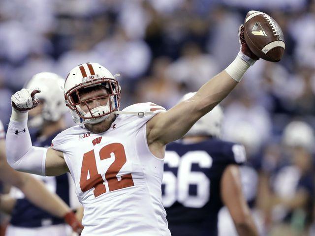Wisconsin's T.J. Watt, Ryan Ramczyk taken in first round of NFL draft