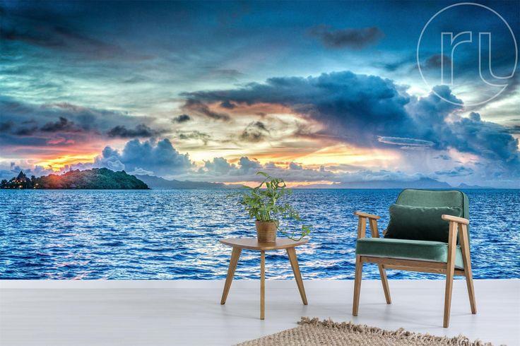 Маленькая комната- большие возможности!  С помощью фотообоев можно добавить воздуха - визуально приподнять потолок, раздвинуть стены. Взгляд перестанет упираться в стену, когда на ней изображение зеленеющей бамбуковой рощи или бескрайний простор океана) http://1atelie.ru/katalog/widening_the_space