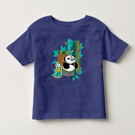 Bao Panda Toddler T-shirt - tap, personalize, buy right now!
