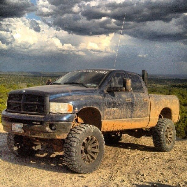 # Ram Pickup Truck #. Off Road   http://www.GetinWithRon.com