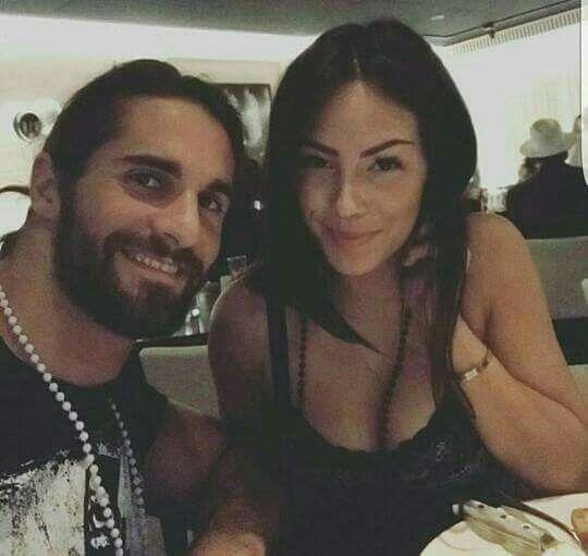 Seth Rollins & New Girlfriend