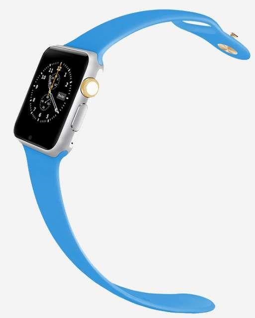 Vildo W80 Blu Clone Apple Watch Sport con Sim e Micro SD !