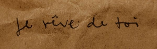I dream of you. #love