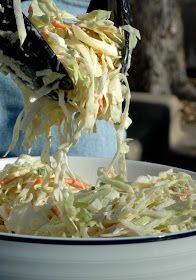 the best coleslaw. I've made it at least 5 times :). Omit honey and carrots- sweeten to taste with erythritol