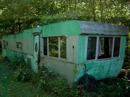 1954 Kozy Coach 42 Mobile Home