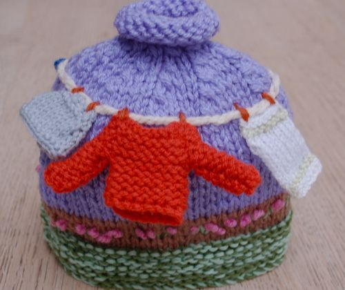 Britain's best tea cozies. From White Stuff Foundation