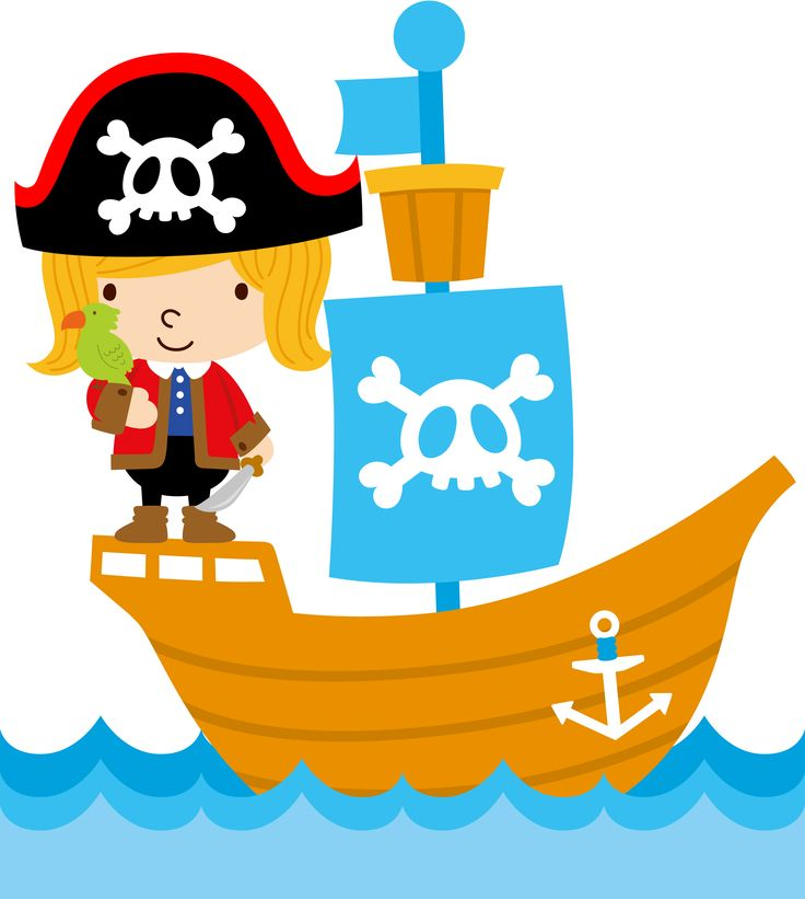 51 best piratas images on pinterest pirate party pirate clip rh pinterest com pirate clip art images pirate clip art border