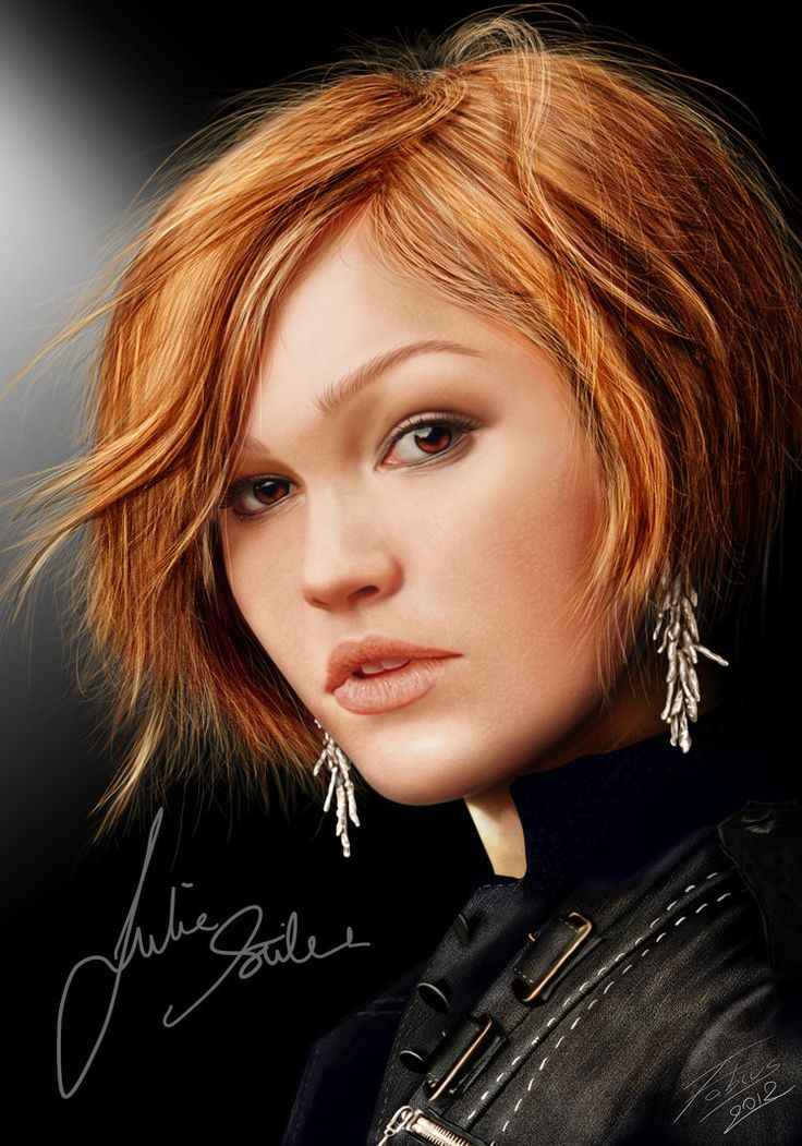 Julia Zimmerman Hot