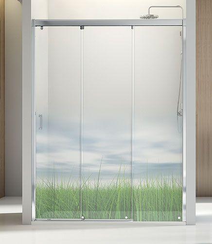 Nell | Mamparas de baño y ducha a medida Correderas | Profiltek