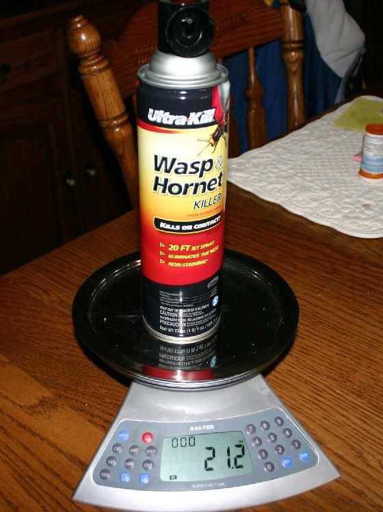 Self protection tip!! Put a can of wasp and hornet spray near your door or bed. It's inexpensive, easy to find, and more effective than mace or pepper spray. The cans typically shoot 20 to 30 feet; so if someone tries to break into your home, spray the culprit in the eyes. It blinds them until they get to the hospital for an antidote. Did you also know that wasp spray will kill a snake? And a mouse! It will! Good to know, huh? It will also kill a wasp!!!