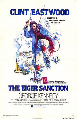 http://en.wikipedia.org/wiki/The_Eiger_Sanction_(film)