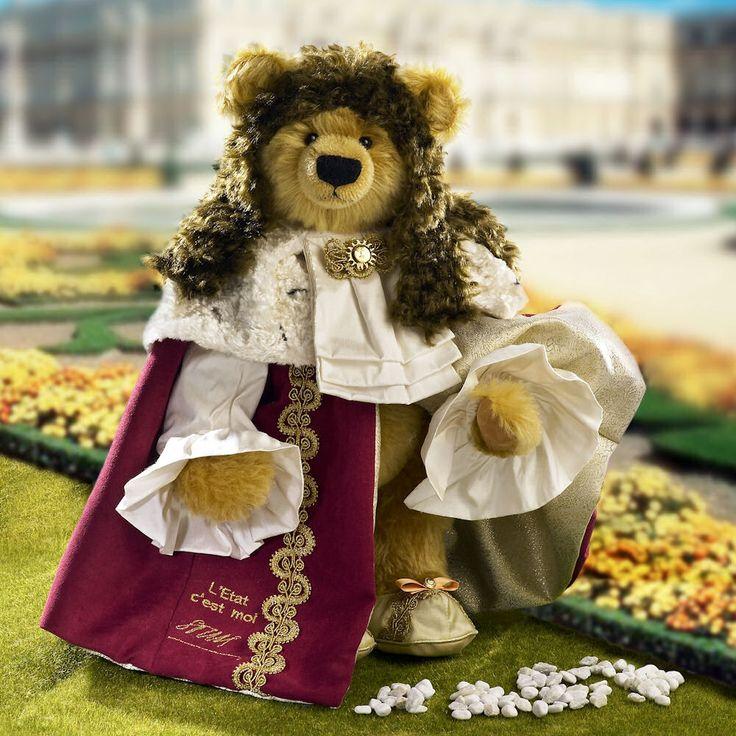 Ludwig XIV Der Sonnenkönig<br>Teddybär