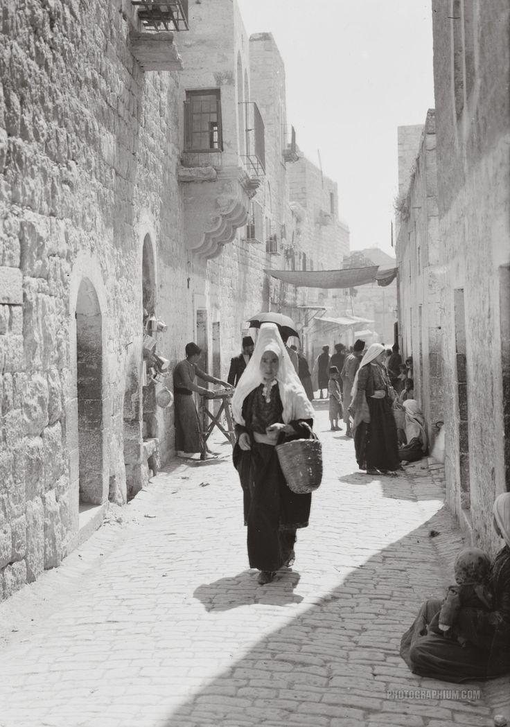 Bethlehem, Palestine 1940-1946