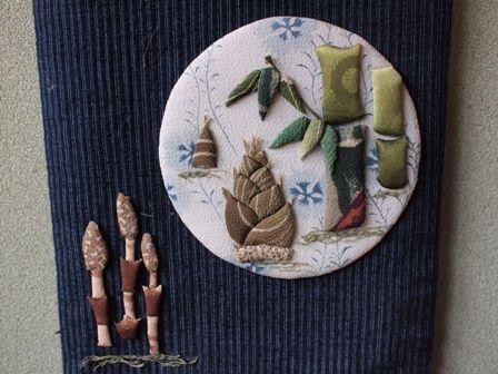 春のタペ(竹の子 土筆)
