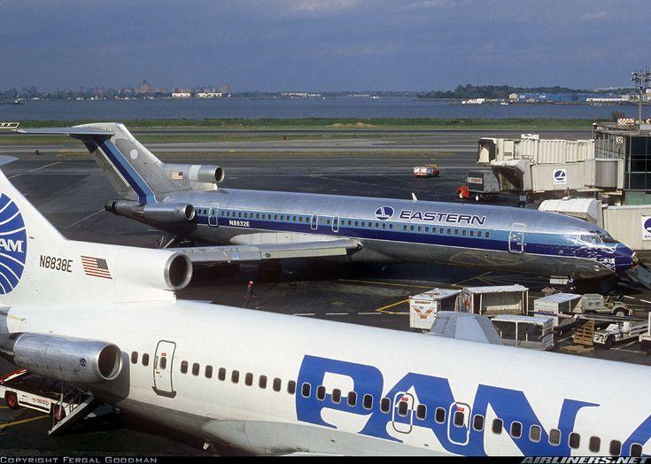 Eastern Airlines, Boeing 727