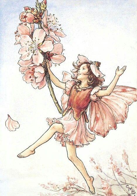 403 best images about Flower Fairies on Pinterest | Flower ...