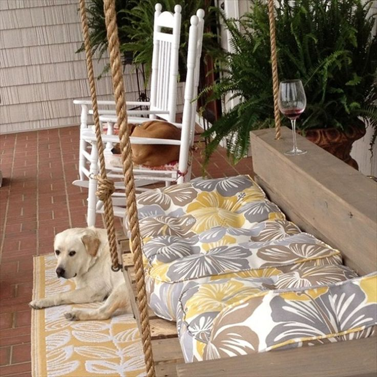 Nice 30+ Pallet Bed Swing at Backyard Ideas https://pinarchitecture.com/30-pallet-bed-swing-at-backyard-ideas/