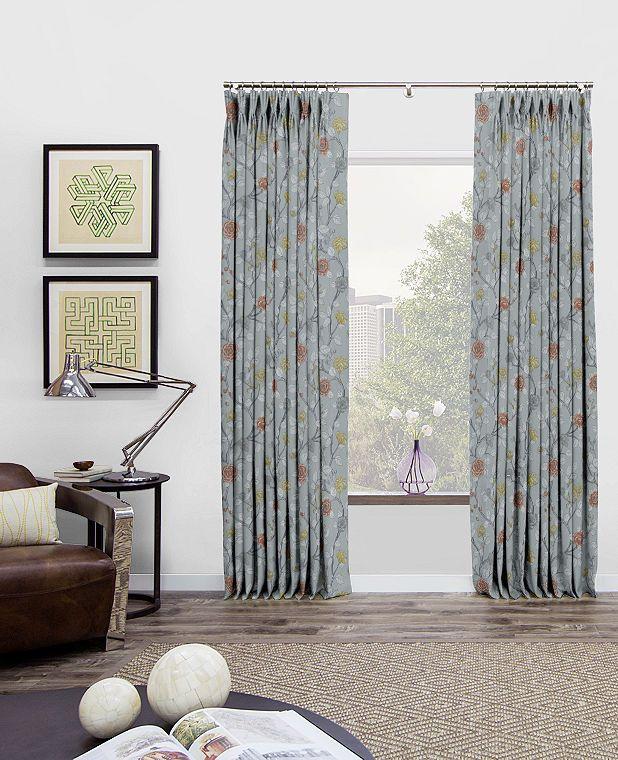 17 Best Ideas About Pinch Pleat Curtains On Pinterest