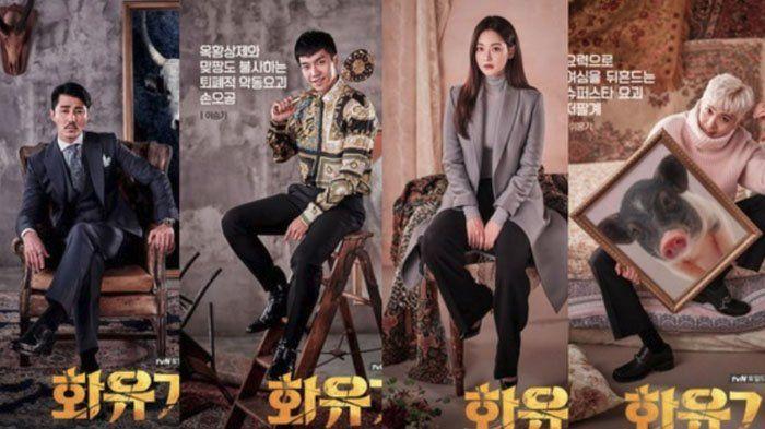 Dramanya Raih Rating Tinggi, 'Hwayugi' Diterpa Isu Plagiarisme, Penulis Hong Sister Angkat Bicara