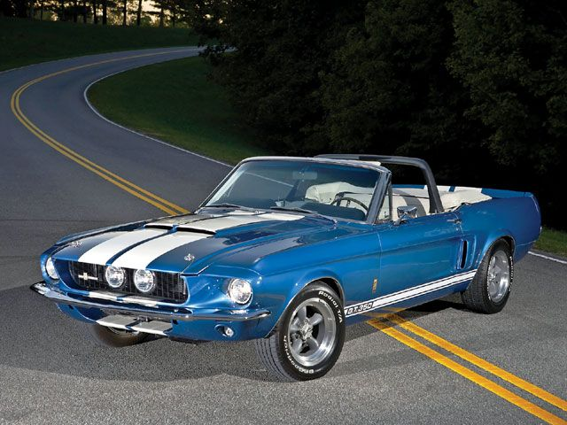 67 shelby