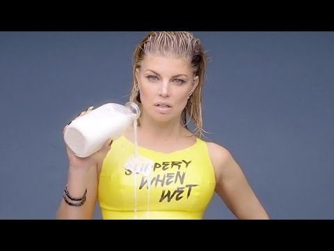 Fergie Puts Her Humps on Display as She Drops New Single 'M.I.L.F. $' - ...