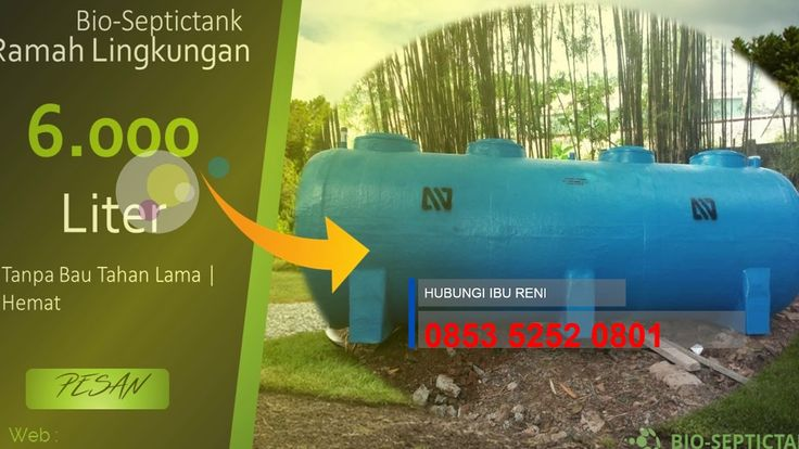 Supplier Biotech Septic Tank | 085352520801 | Jual Biofilter Septic Tank...