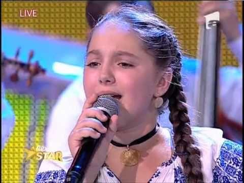 Next Star: Antonia Stoian a ridicat sala in picioare cu o melodie populara!