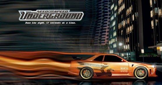 nfs underground 1 download full game