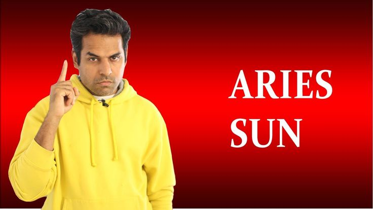 Sun in Aries in Astrology (True Aries Horoscope personality revealed) - YouTube