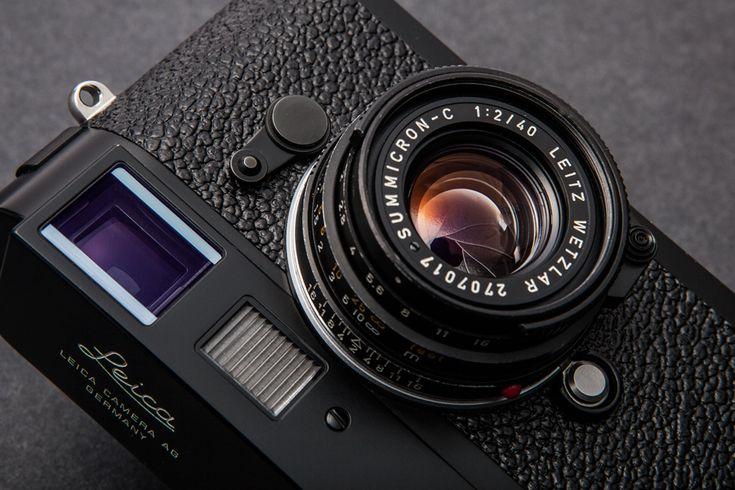 Kasyapa for Leica|(カシャパ フォー ライカ)東京新宿のカメラ専門店マップカメラが提供するLeica専門サイト » Summicron C 40mm/f2.0
