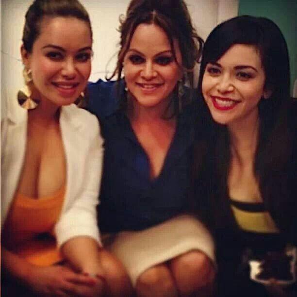 Chiquis Rivera Wedding: Chiquis, Jenni, Jacqui