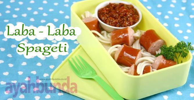 Laba-Laba Spaghetti :: Klik link di atas untuk mengetahui resep laba-laba spaghetti