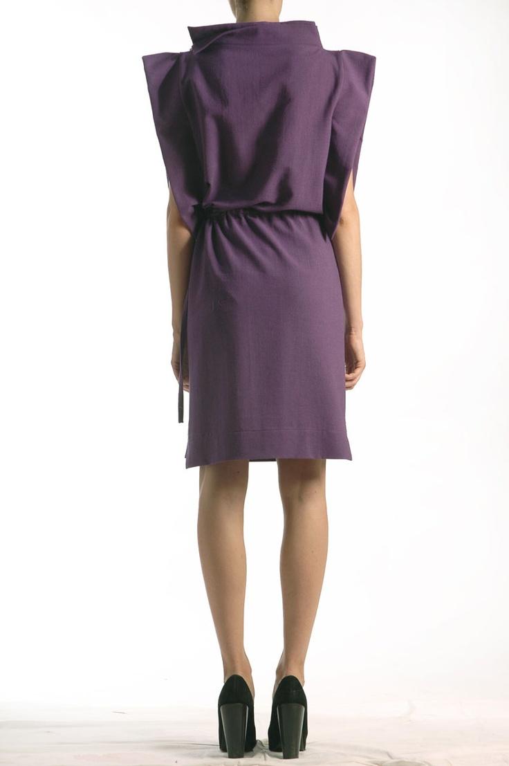 Venette Waste - Waste Couture - Square dress