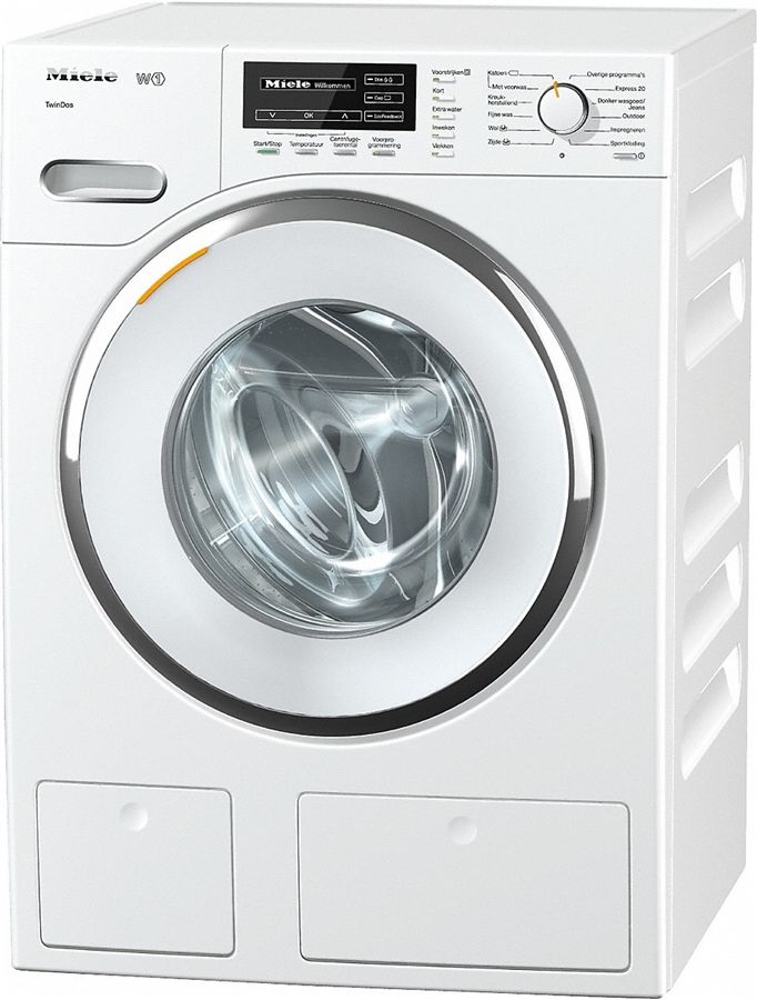Miele WMG 820 WPS Twin dos All Water wit Wasmachine 1